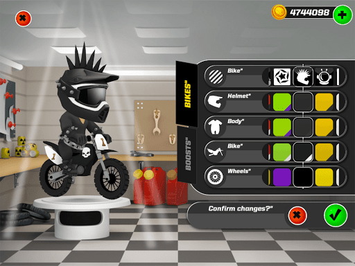 Bike Up! 1.0.110 screenshots 6