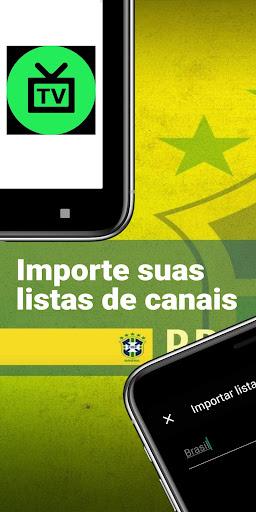 App TV ao vivo - player de TV aberta ao vivo apktram screenshots 12
