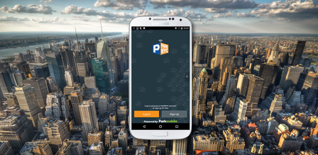 parknyc powered by parkmobile hack
