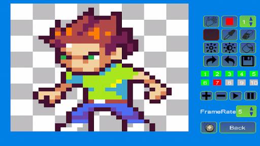 Pixel Animator:GIF Maker For PC Windows (7, 8, 10, 10X) & Mac Computer Image Number- 8