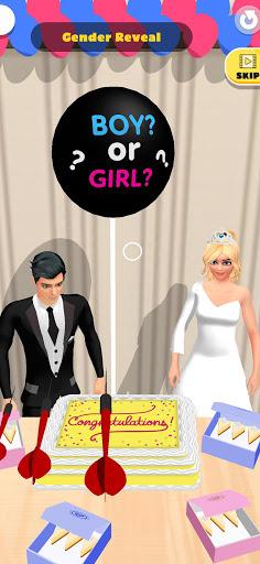 Wedding Rush 3D! modiapk screenshots 1