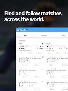 ESPNCricinfo - Live Cricket Scores, News & Videos 7.1 Screenshots 13