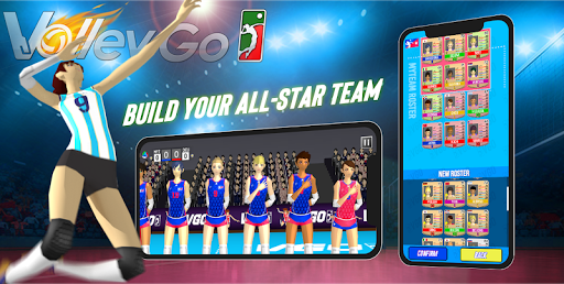 Volleyball: VolleyGo android2mod screenshots 4
