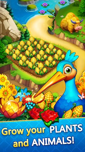 Bubble Shooter - Super Harvest, legend puzzle game 1.0.2 screenshots 2