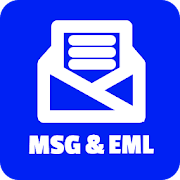 MSG & EML File Viewer - Reader and Opener