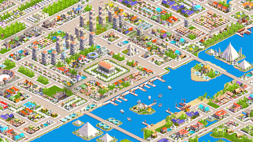Designer City: Empire Edition 1.11 screenshots 18