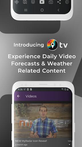 MyRadar Weather Radar android2mod screenshots 4