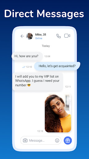 LP: Dating Cam, Video Chat & Live Talk android2mod screenshots 4