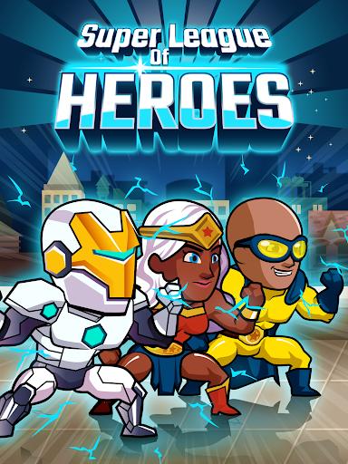 Super League of Heroes - Comic Book Champions screenshots 11
