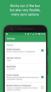 Autosync for Google Drive screenshots 8