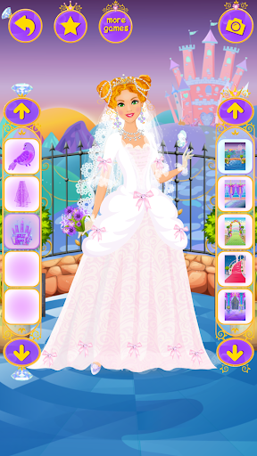 Wedding Dress Up - Bride makeover  screenshots 12