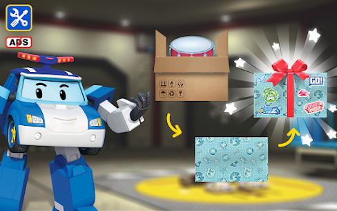 Robocar Poli Mailman: Cool Games for Boys & Girls Apk Mod + OBB/Data for Android. 8