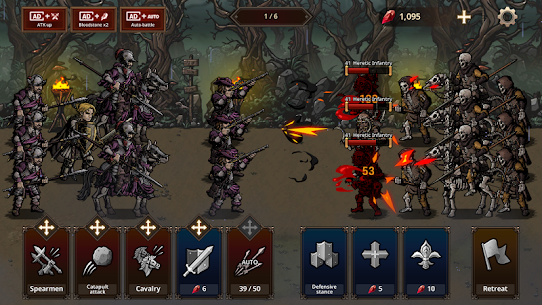 King's Blood Mod Apk: The Defense (Unlimited Bloodstones) 6