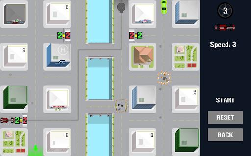 Traffic Control Puzzle - City Driving 4.4 screenshots 5