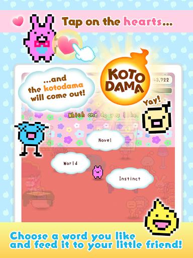 Kotodama Diary: weird words for comical creatures screenshots 6