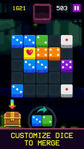 Dice Merge Color Puzzle apkmartins screenshots 1