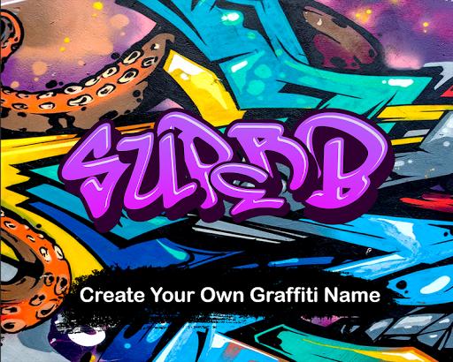 Graffiti Name Art Creator Screenshots 2