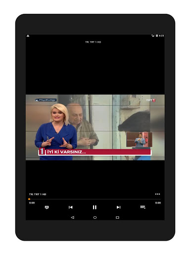 ALFA iPTV Player screenshot 9