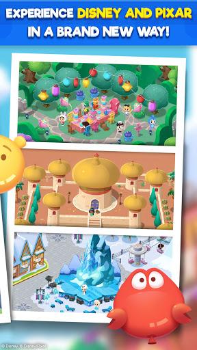 Disney POP TOWN android2mod screenshots 5
