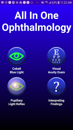 All In One Ophthalmology  screenshots 1