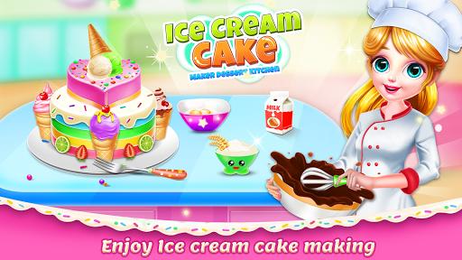 Ice Cream Cake Maker: Dessert Chef  Screenshots 1