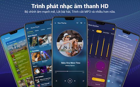 Trình phát nhạc – Trình chơi MP3 v6.2.0 Mod Unlock Premium 1