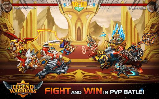 legend heroes: epic battle - action rpg screenshot 3