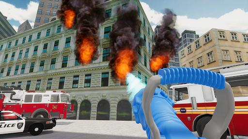 Fire Truck Driving Simulator 1.34 Screenshots 3