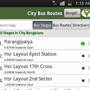 India City Bus routes  Icon
