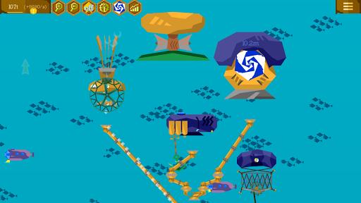 Underwater Factory: 20k Cogwheels and Submarines 2.0.0 screenshots 1