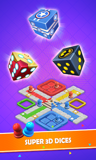 Ludo Game : Super Ludo android2mod screenshots 2