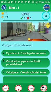 Avto Imtihon 21 Screenshots 7