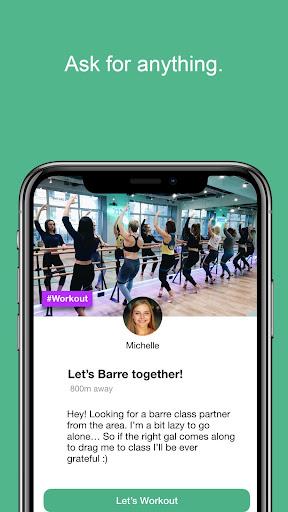 Let's App -  Friends, Date, Network  screenshots 3