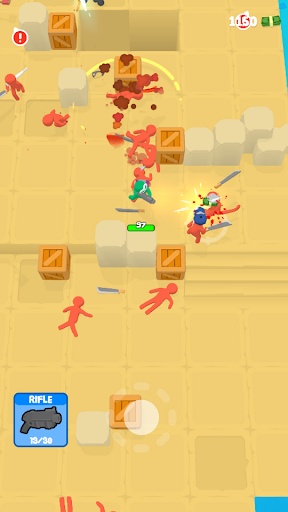 Stick Ops Elite  screenshots 1