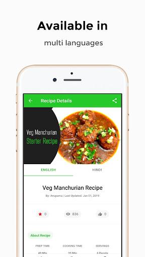 Foto do VittoBox - Food Recipes, Health & Fitness App