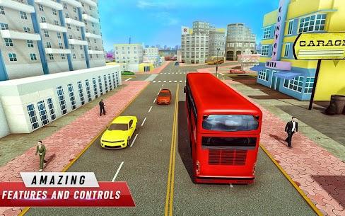 Free City Bus Passenger Driving 5