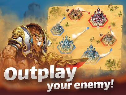 Million Lords: Kingdom Conquest – Strategy War MMO 10