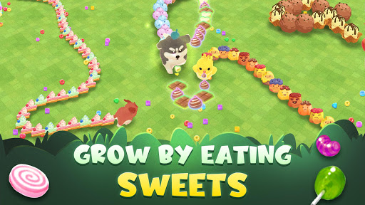 Sweet Crossing: Snake.io screenshots 3