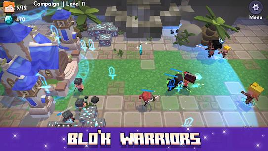 Blo'k Warriors MOD APK 0.6.5 (Unlimited Money) 4