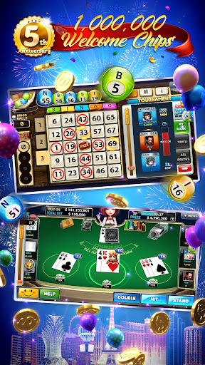 Full House Casino - Free Vegas Slots Machine Games 1.3.14 screenshots 2