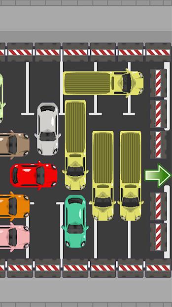 unblock car parking screenshot 2