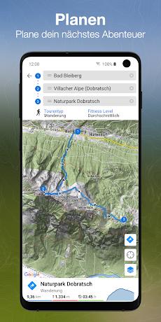 bergfex/Touren & GPS Tracking Wandern Bike Laufenのおすすめ画像3