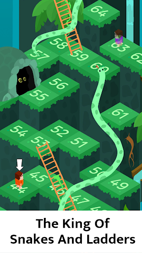 ud83dudc0d Snakes and Ladders - Free Board Games ud83cudfb2 modavailable screenshots 9
