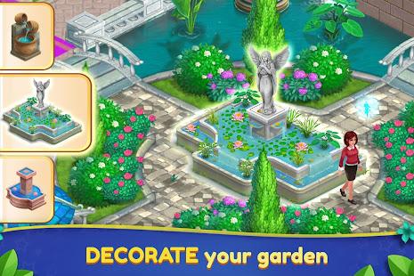 Royal Garden Tales - Match 3 Puzzle Decoration ' 0.9.8 Screenshots 1