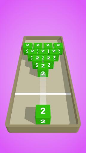 Mega Cube: 2048 3D Merge Game 1.22 screenshots 1