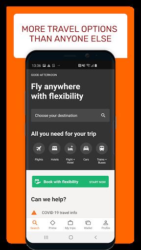 Opodo: Book cheap flights and travel deals screenshots 2