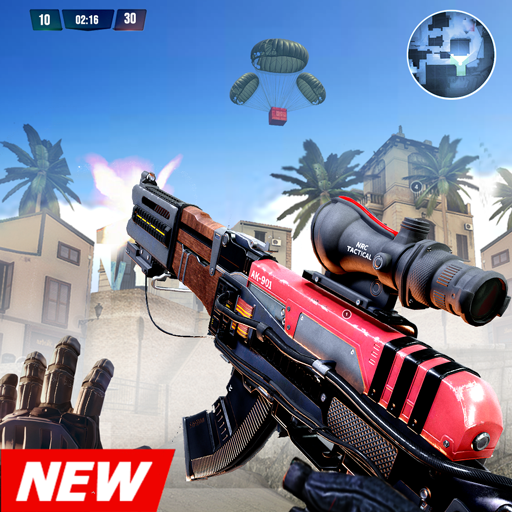 FPS Air Shooting : Fire Shooting action game