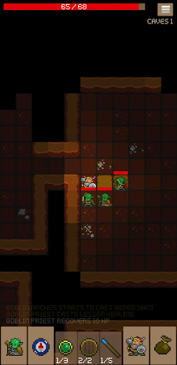 Ruins of Marr - Roguelike RPG 0.2.1 screenshots 1