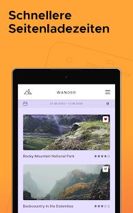 Firefox Browser: schnell, privat & sicher Screenshot