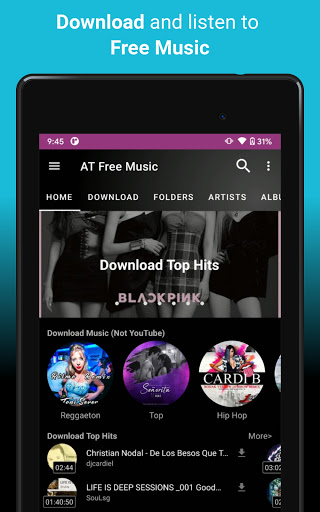 Video, Download, Music Free Player, MP3 Downloader apktram screenshots 10